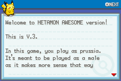 Hetamon Awesome Screenshot