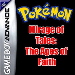 Mirage of Tales: The Ages of Faith Box Art