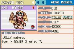 Moemon Fire Red Revival Project Screenshot