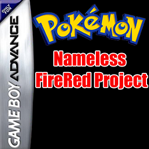 Nameless FireRed Project Box Art