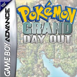 Pokemon: A Grand Day Out Box Art