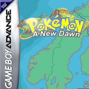 Pokemon A New Dawn Box Art