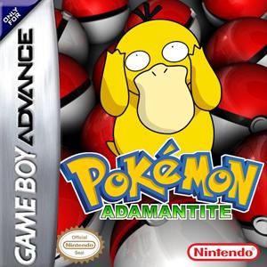 Pokemon Adamantite Box Art