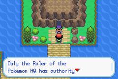 Pokemon Advanced Adventure Screenshot