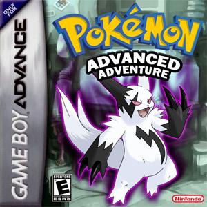 Pokemon Advanced Adventure Box Art