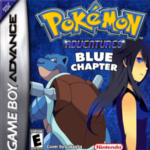 Pokemon Adventure Blue Chapter