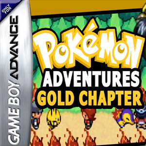 Pokemon Adventure Gold Chapter Box Art
