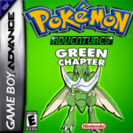 Pokemon Adventure Green Chapter