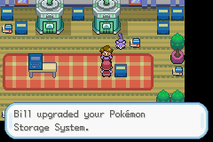Pokemon Adventure Red Chapter Screenshot