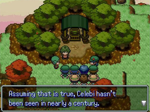 Pokemon Alabaster Screenshot