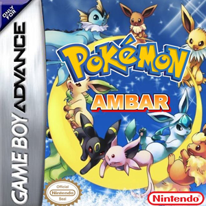 Pokemon Ambar Box Art