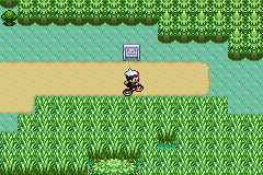 Pokemon Aqua Screenshot