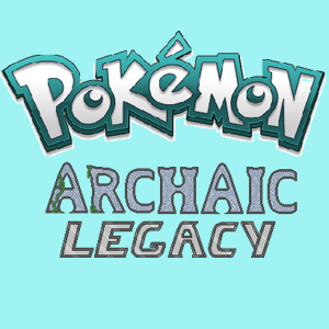 Pokemon Archaic Legacy Box Art