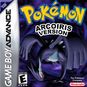 Pokemon Arcoiris Box Art