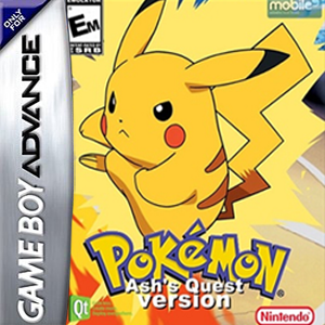 Pokemon Ash's Quest Box Art