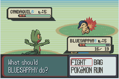 Pokemon Aspera Screenshot