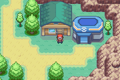 Pokemon Azotic Fire Screenshot