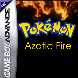Pokemon Azotic Fire Box Art