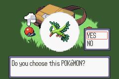 Pokemon Battle Fire Screenshot