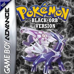 Pokemon Black Orb Box Art