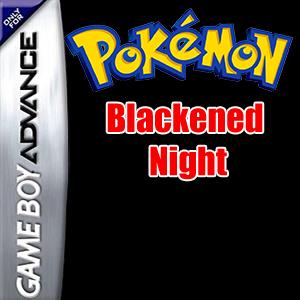 Pokemon Blackened Night Box Art