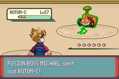 Pokemon Blazed Glazed Screenshot