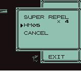 Pokemon Blue Kaizo Screenshot
