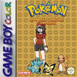 Pokemon Bronze Box Art