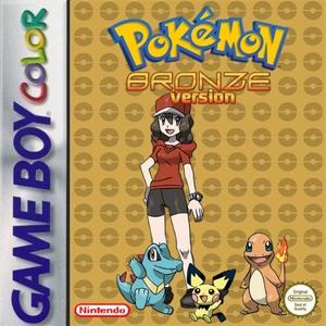 Pokemon Bronze Box Art