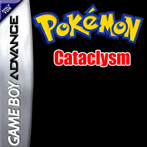 Pokemon Cataclysm Box Art