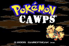 Pokemon CAWPS Screenshot