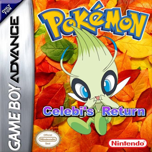 Pokemon Celebi's Return Box Art