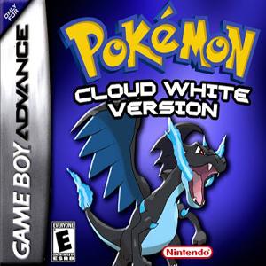 Pokemon Cloud White Box Art