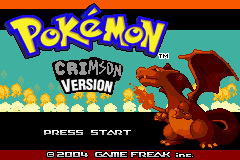 Pokemon Crimson Screenshot