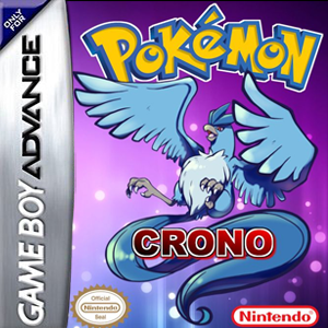 Pokemon Crono Box Art