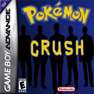 Pokemon Crush Box Art