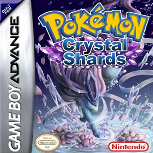 Pokemon Crystal Shards Box Art