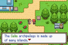 Pokemon Cyan Screenshot