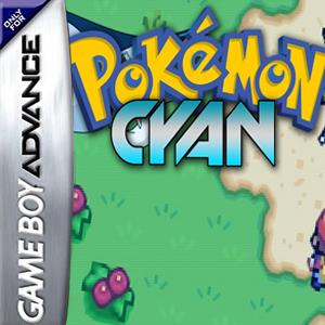 Pokemon Cyan Box Art