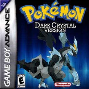 Pokemon Dark Crystal Box Art