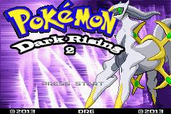 Pokemon Dark Rising 2 Screenshot