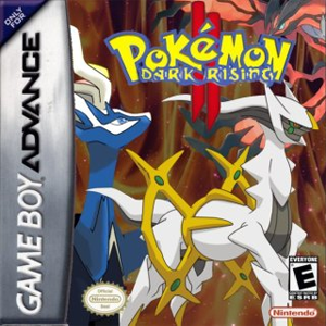 Pokemon Dark Rising 2 Box Art