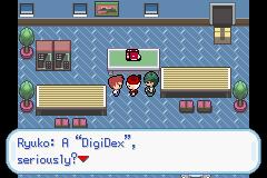 Pokemon Dark Rising Origins: Worlds Collide Screenshot