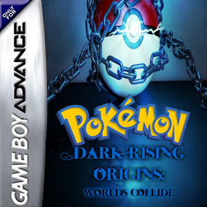 Pokemon Dark Rising Origins: Worlds Collide Box Art