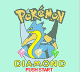 Pokemon Diamond Screenshot