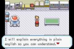 Pokemon Dimension Legends Screenshot