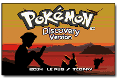 Pokemon Discovery Screenshot