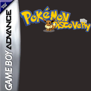 Pokemon Discovery Box Art