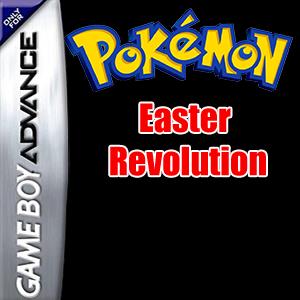 Pokemon Easter Revolution Box Art