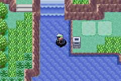 Pokemon Eccentric Emerald Screenshot